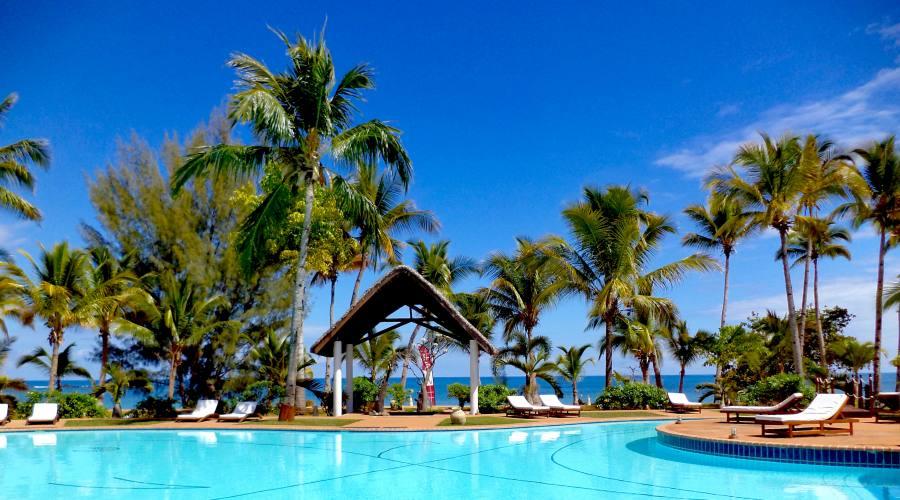 Piscina di Amarina Resort