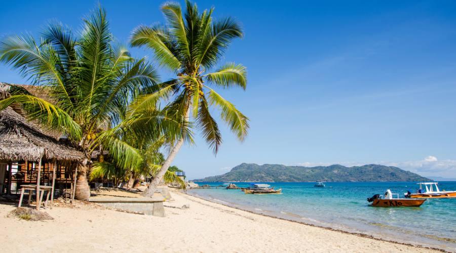 L'isola di Nosy Komba