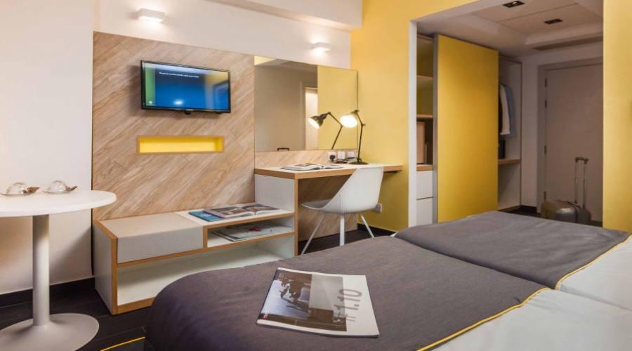 Be Hotel: Camera Standard