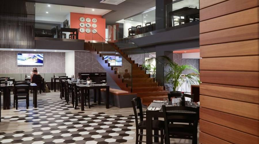 Be Hotel: Ristorante