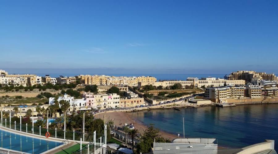 Be Hotel: Vista Panoramica dall'Hotel