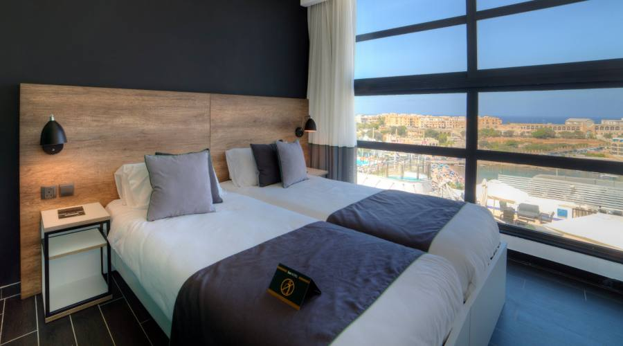 Be Hotel: Camera Gran Deluxe