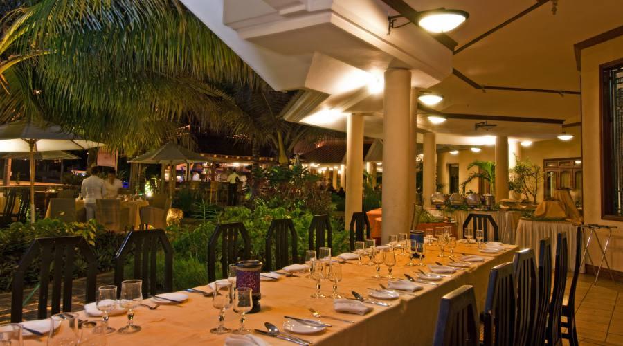 Il ristorante Mei Yan