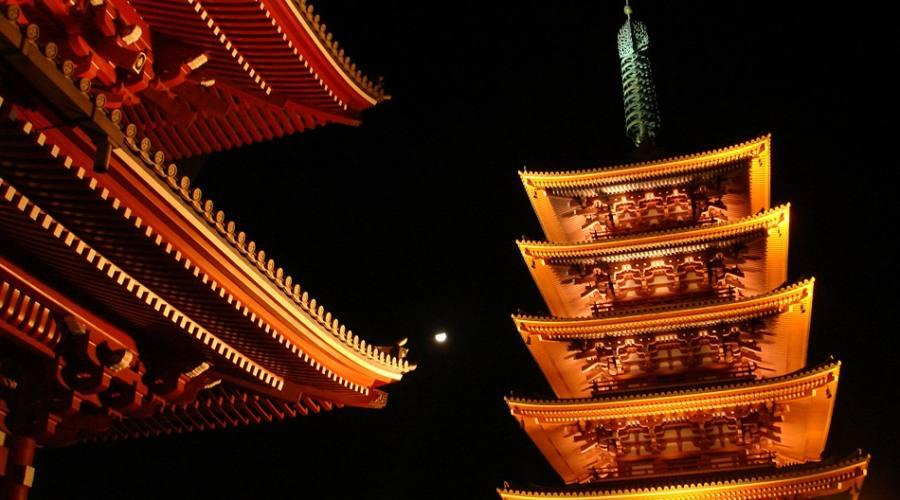 Tokyo - Pagoda