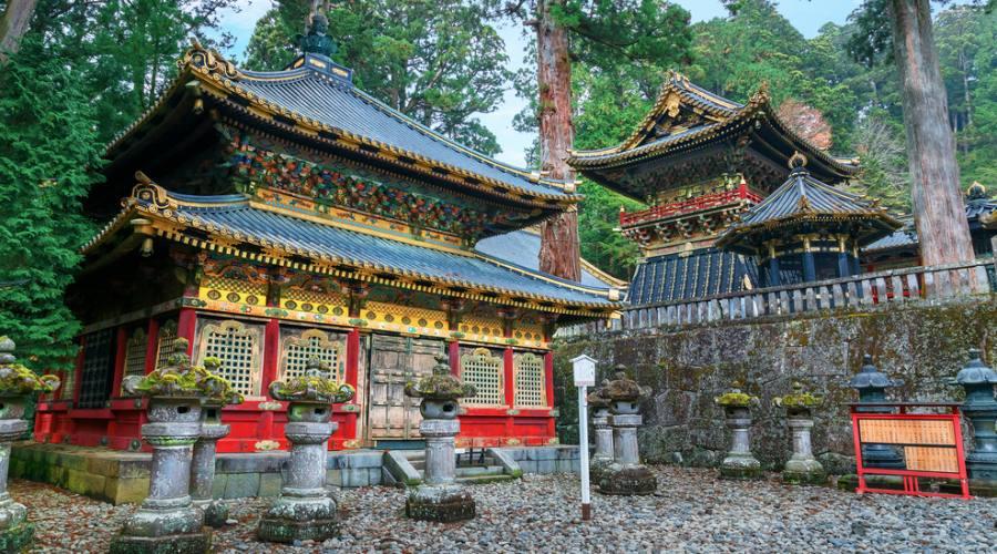 Nikko- Toshogu Shrine