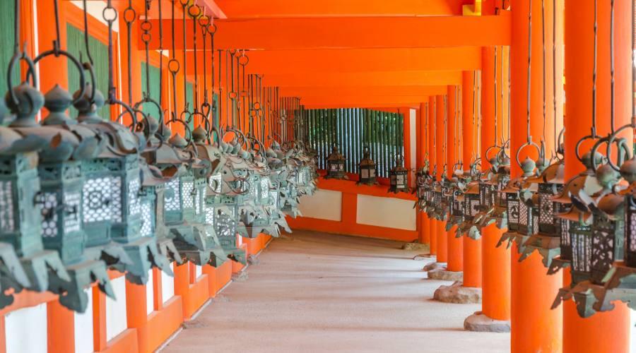 Tempio Shinto di Nara