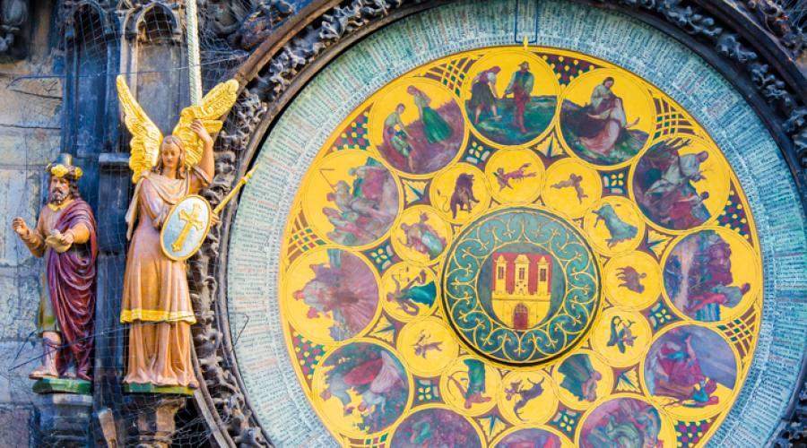 Praga, l'orologio astronomico