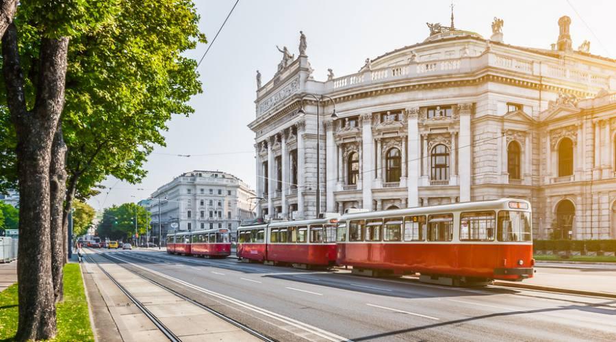 Vienna, Ringstrasse