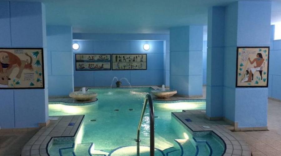 Topaz Hotel: Piscina Interna