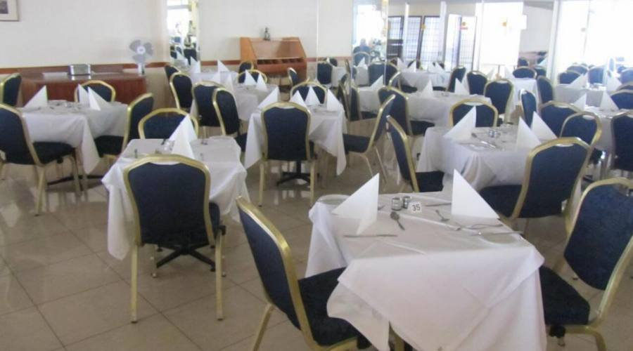 Topaz Hotel: Ristorante