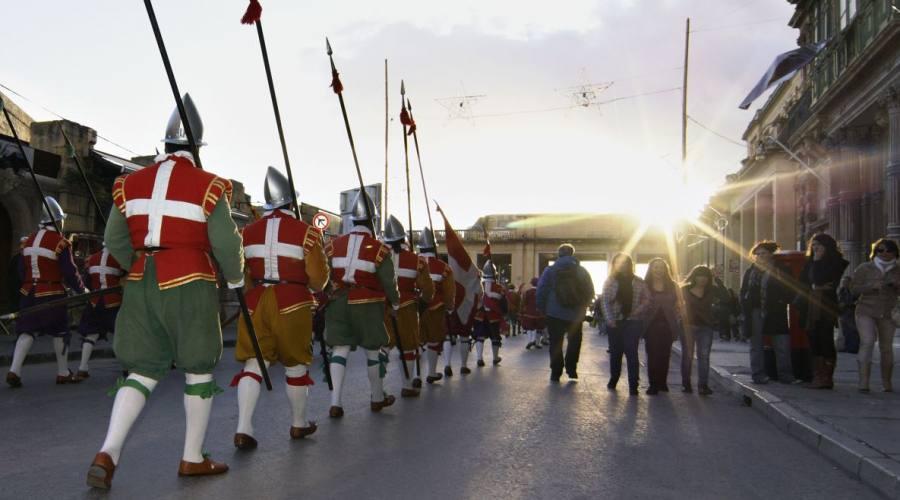 Eventi Storici a Malta