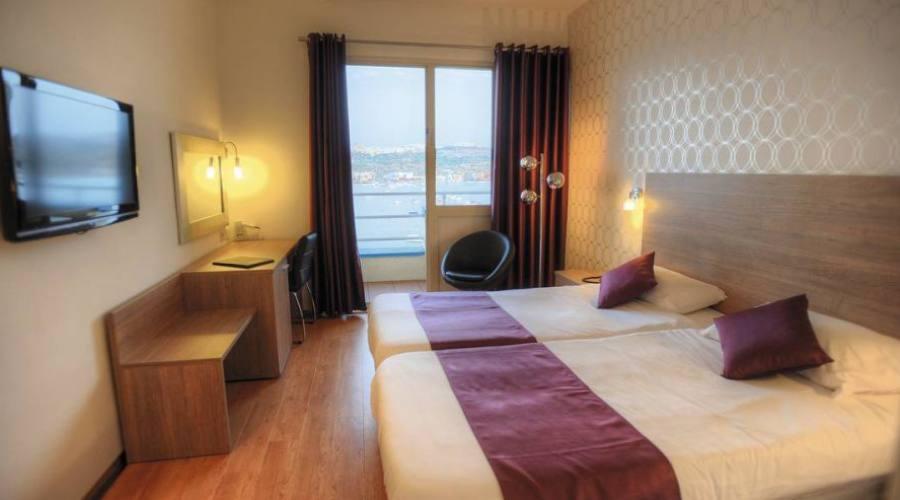 Mellieha Bay Hotel: Camera Standard