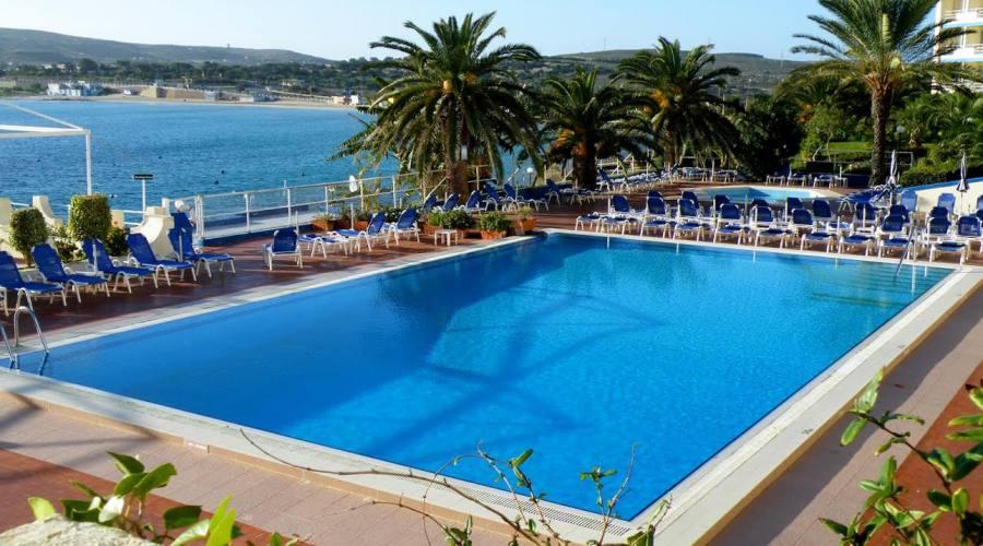 Mellieha Bay Hotel: Piscina Esterna