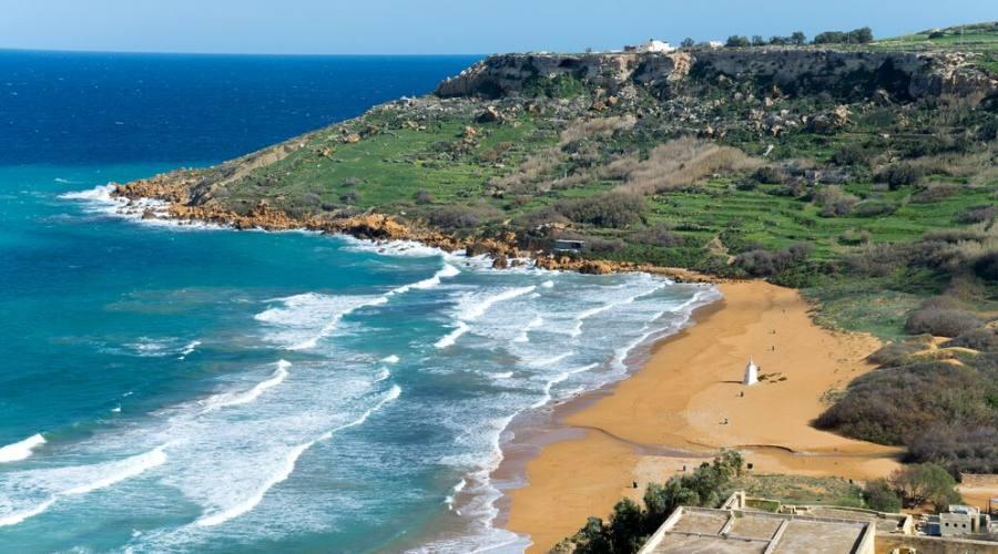 Gozo: Ramla Bay