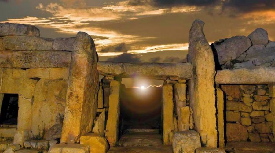 Gozo: Templi di Gigantja