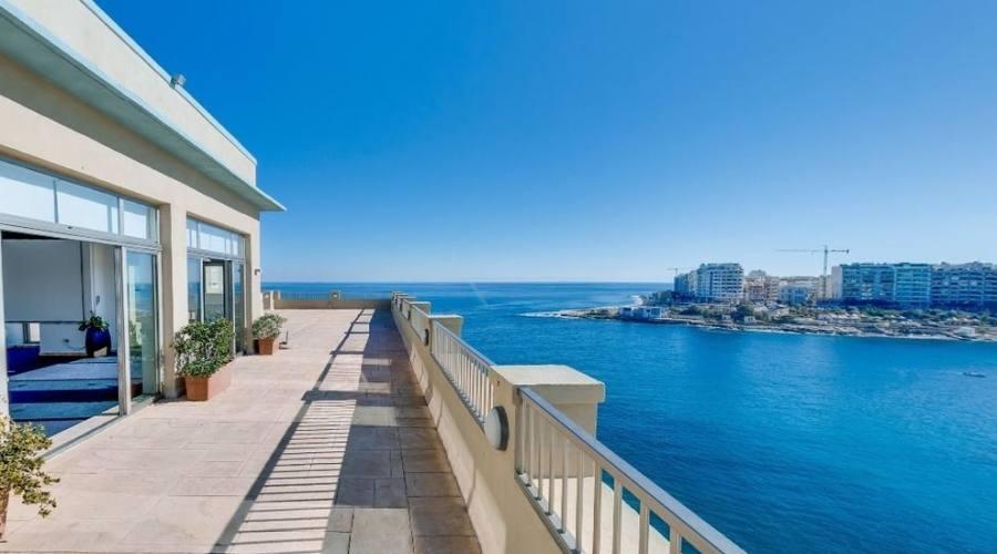Hotel Cavalieri: Panorama