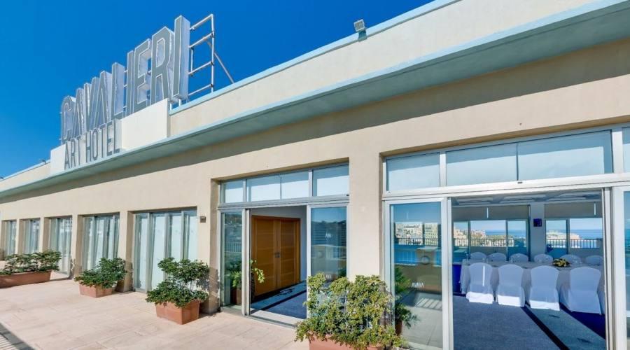 Hotel Cavalieri: Sala Party