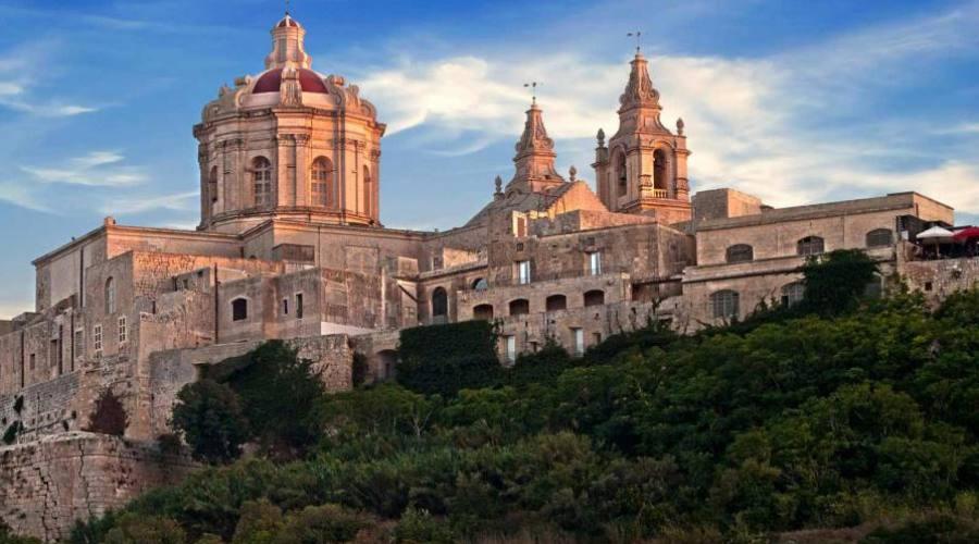 Malta: Mdina la citta' silenziosa