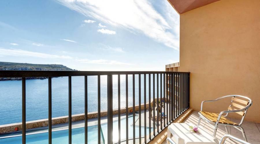 Paradise Bay: Balcone Camere Vista Mare