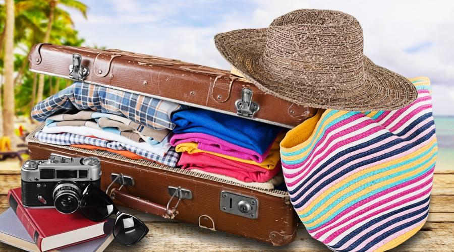 Prendi la valigia e parti!