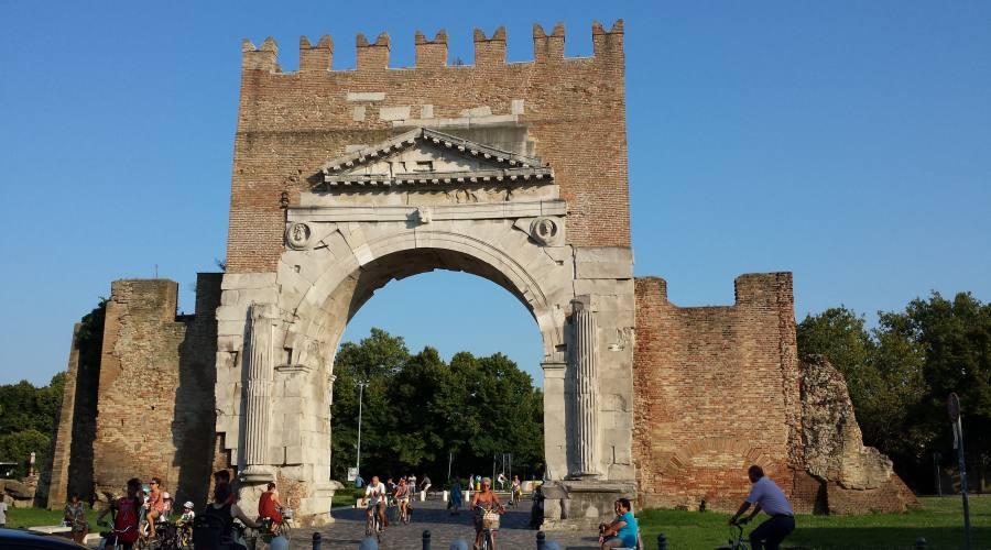 Arco Romano di Rimini