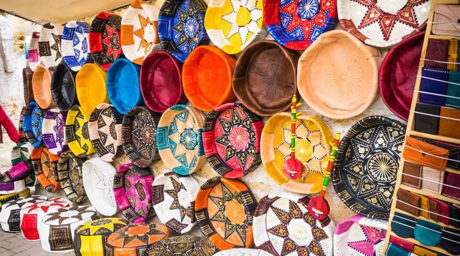 Artigianato e Souk Marrakech