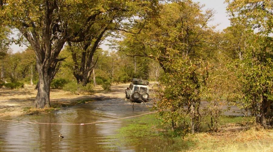 scorcio nel Kruger