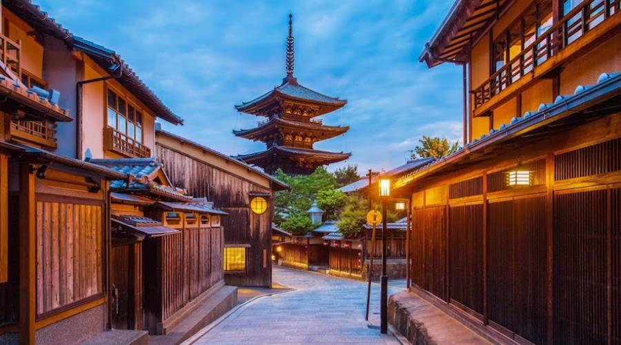 Kyoto - Via cittadina