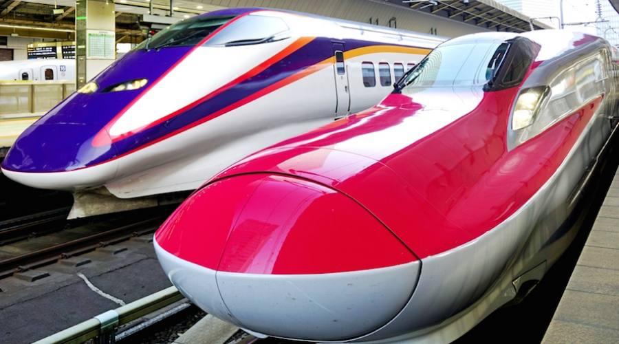 Treni Shinkansen