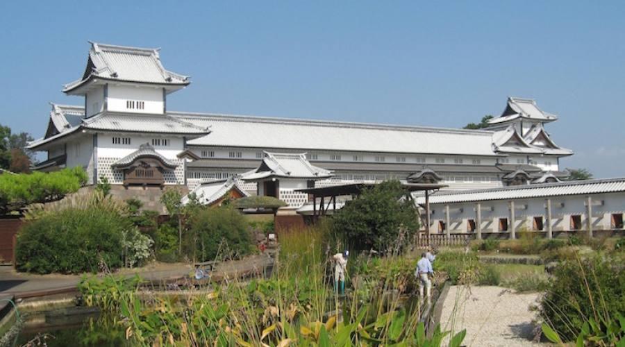 Kanazawa - Il Castello
