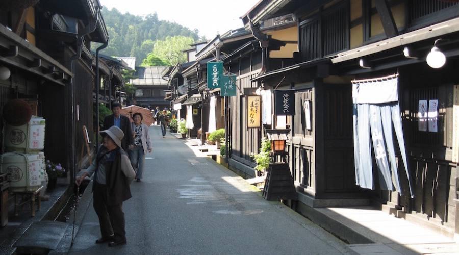 Kanazawa- Via cittadina