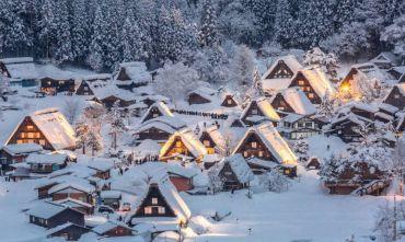 Sport invernali, Onsen e Città.