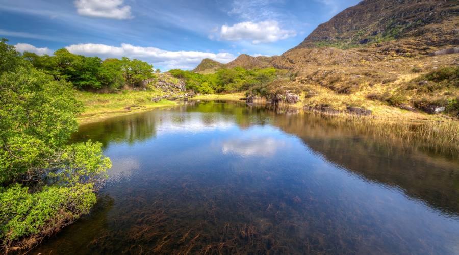 Panorama del Parco nazionale di Killarney