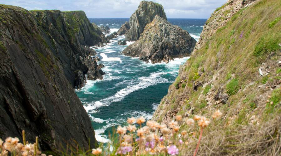 Malin Head nel Donegal