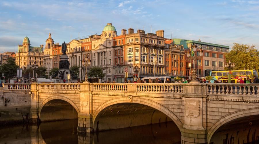 Dublino O'Connell Street