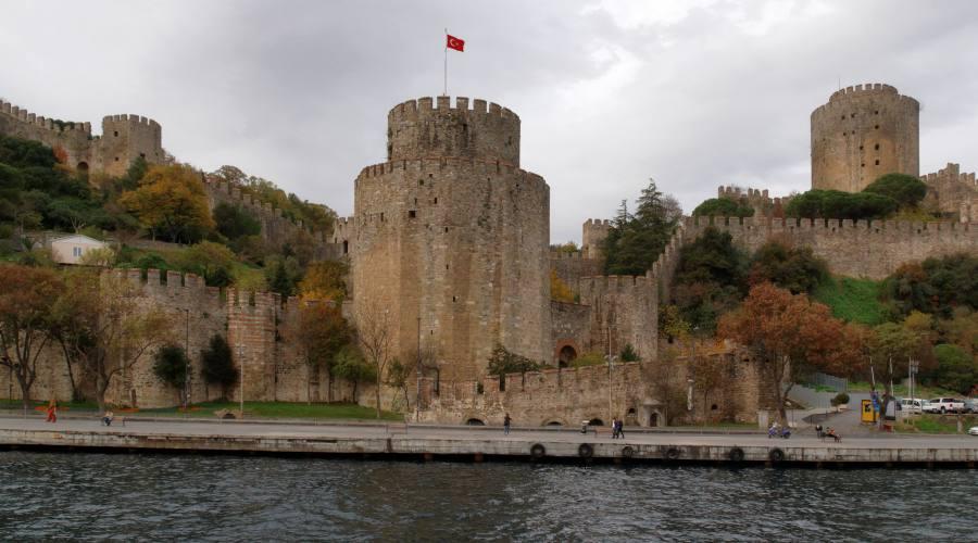 Castello Rumeliano nel Bosforo