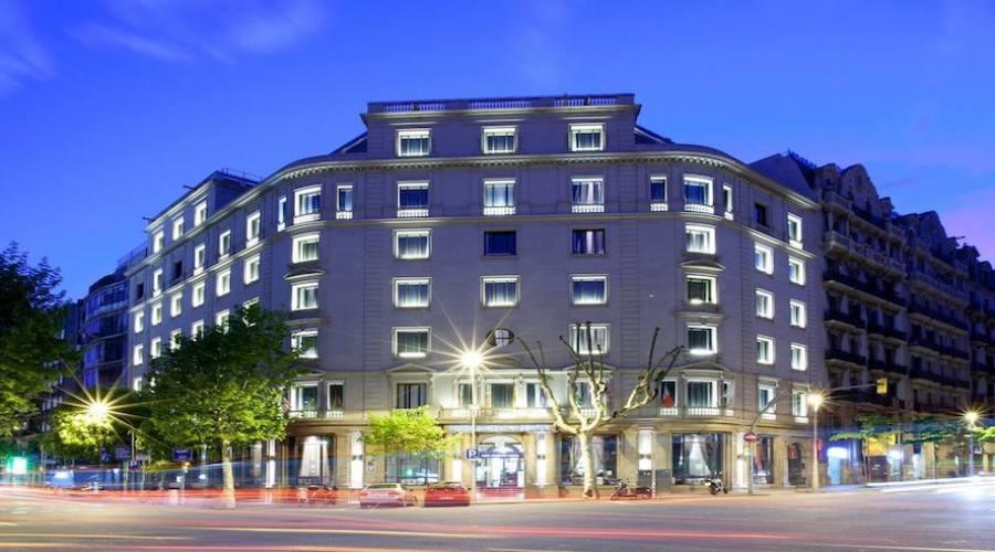 Hotel a Barcellna