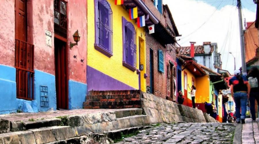 Tour tra città, natura e storia: 12gg/11nt Bogotà