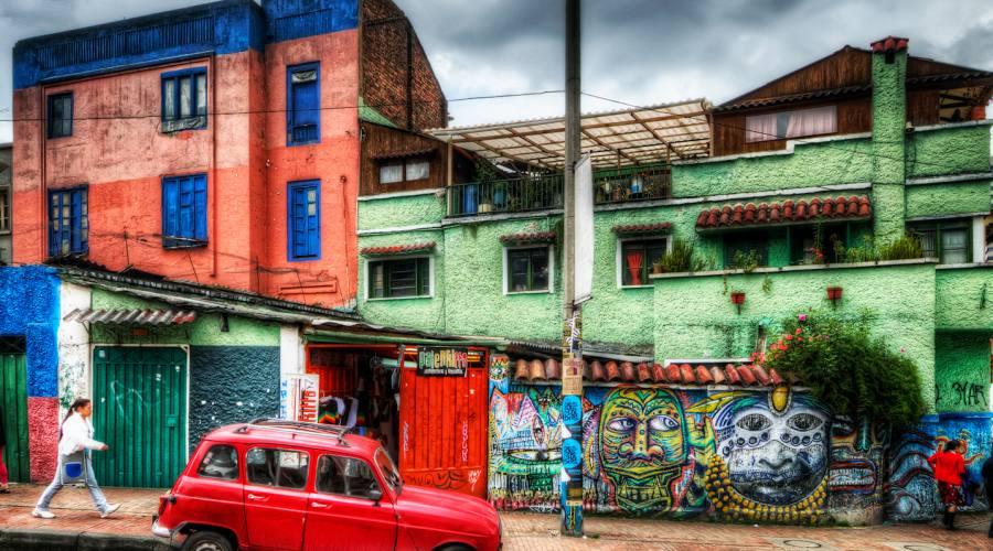 Tour tra città, natura e storia: 12gg/11nt -  Bogotà la candelaria