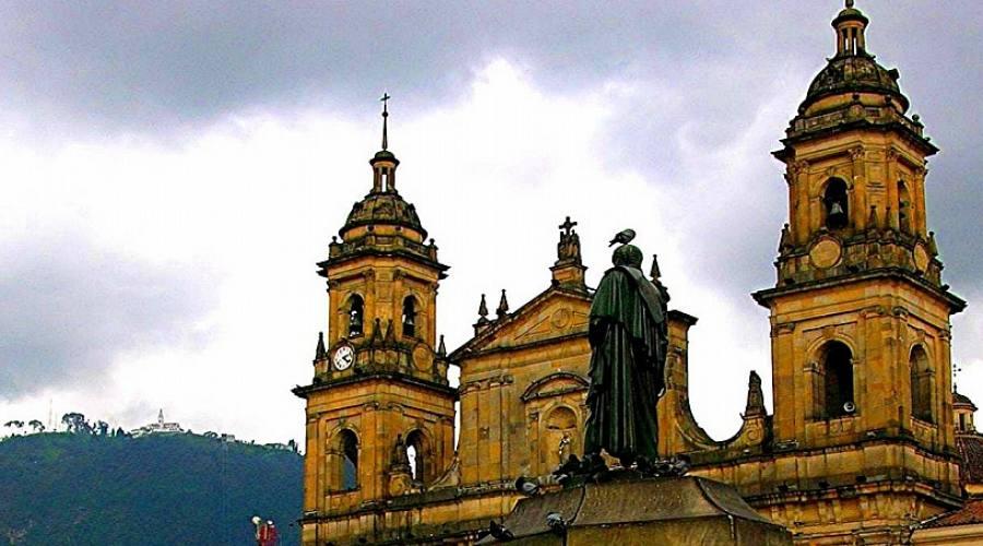 Tour tra città, natura e storia: Bogotà - Cattedrale