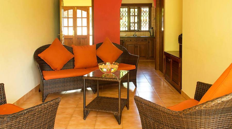 Cote d'Or Chalet interno bungalow