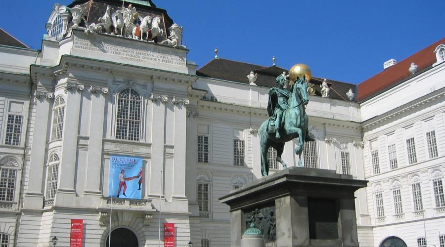 Salone di Gala della Biblioteca Nazionale Austriaca