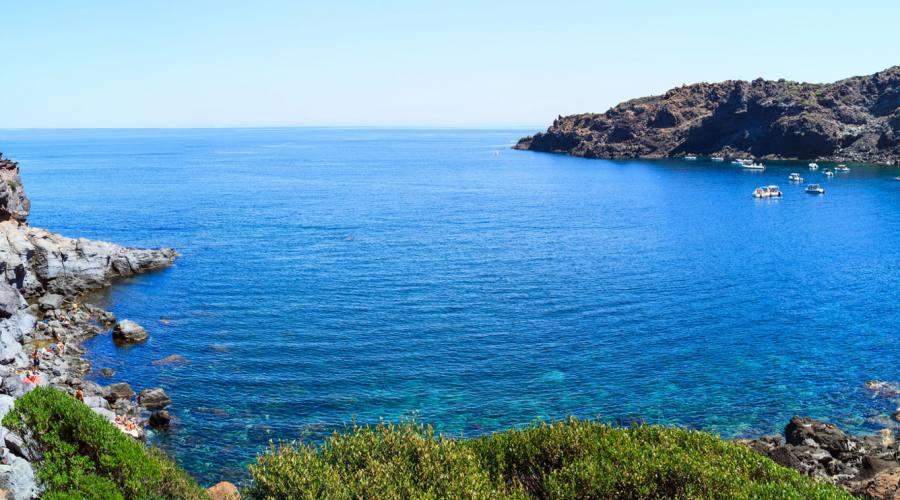promontorio sul mare