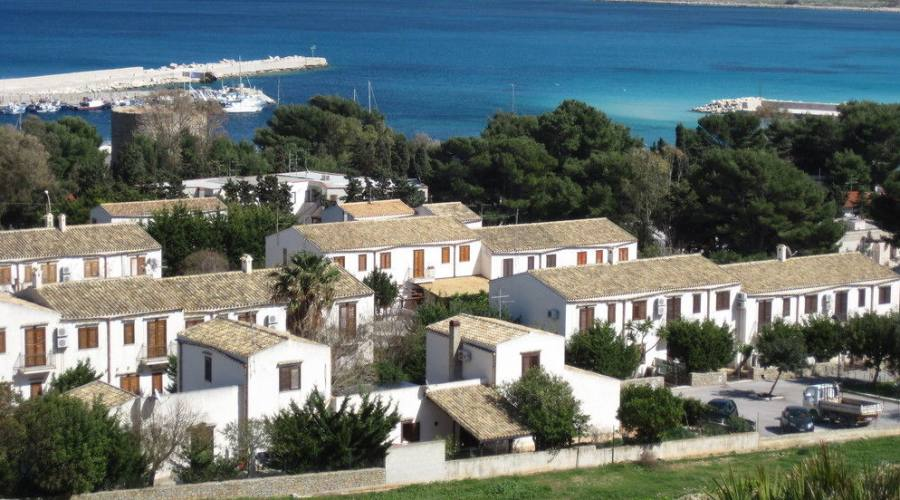 residence visto dall'alto