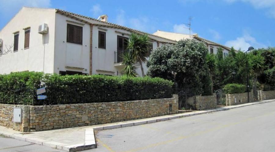 esterno degli appartamenti