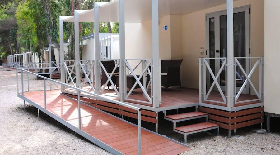 Mini suite Comfort per disabili