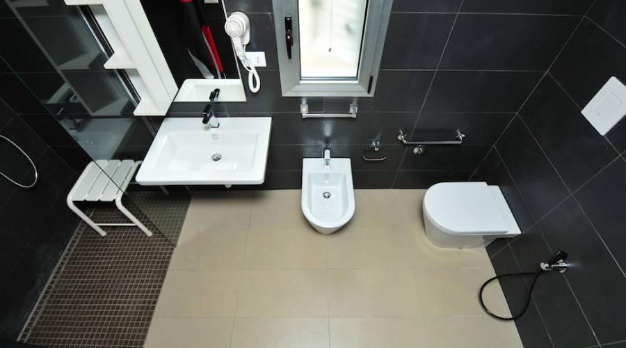 Bagno per disabili
