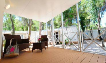 Resort 4 stelle con accesso diretto al mare