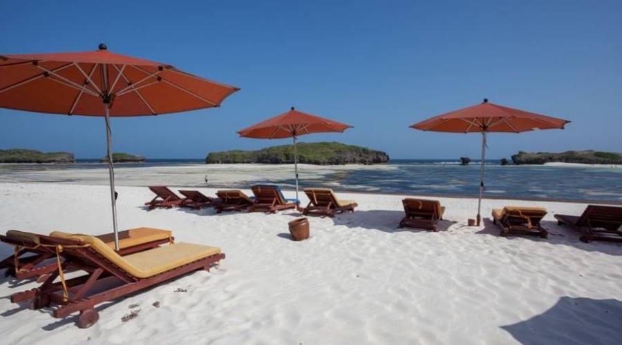 lettini in spiaggia