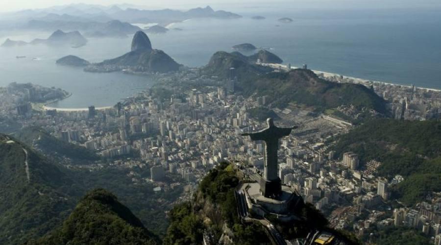 Tour delle Città Coloniali: Rio